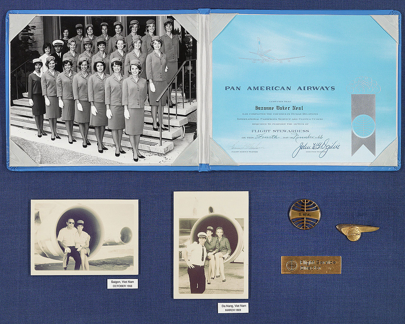 Suzanne's Pan Am Scrapbook