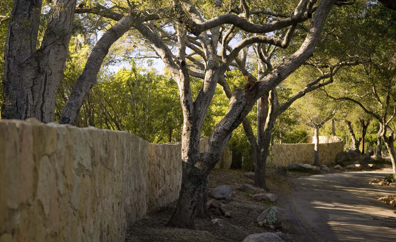 Five Acres in Montecito