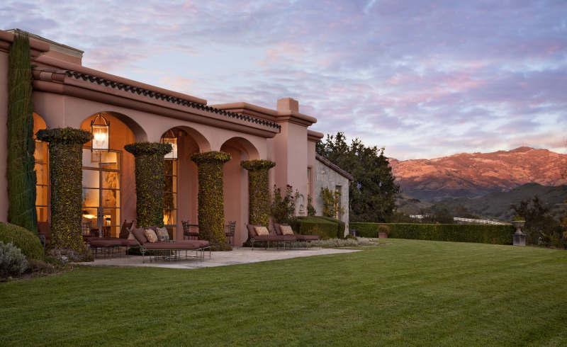 Santa Ynez Italian Villa