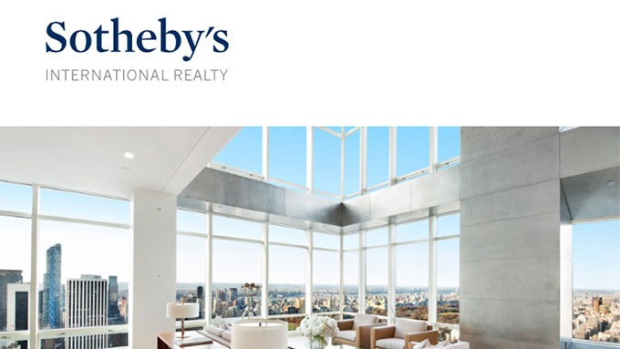 Sotheby's CEO Names Suzanne One of the Top 30 Agents of 2014