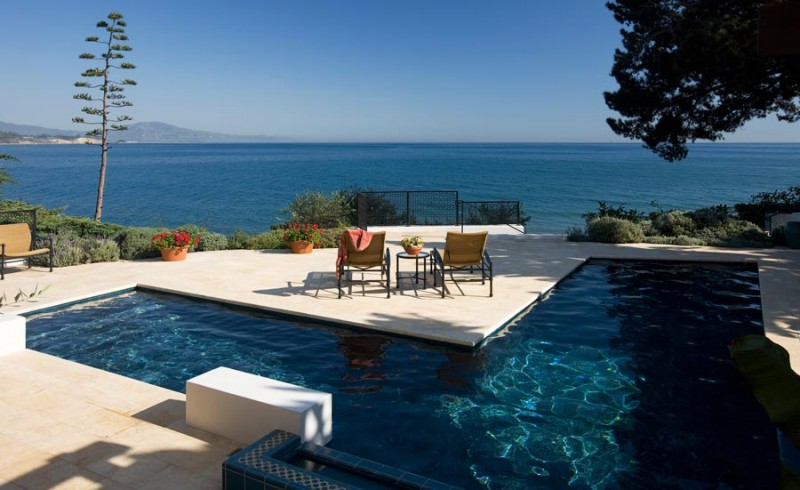 Montecito Beachfront Architectural Masterpiece