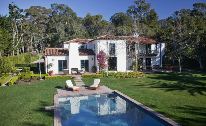 Classic Spanish Estate