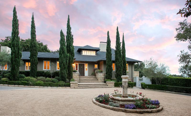 Montecito Farmhouse