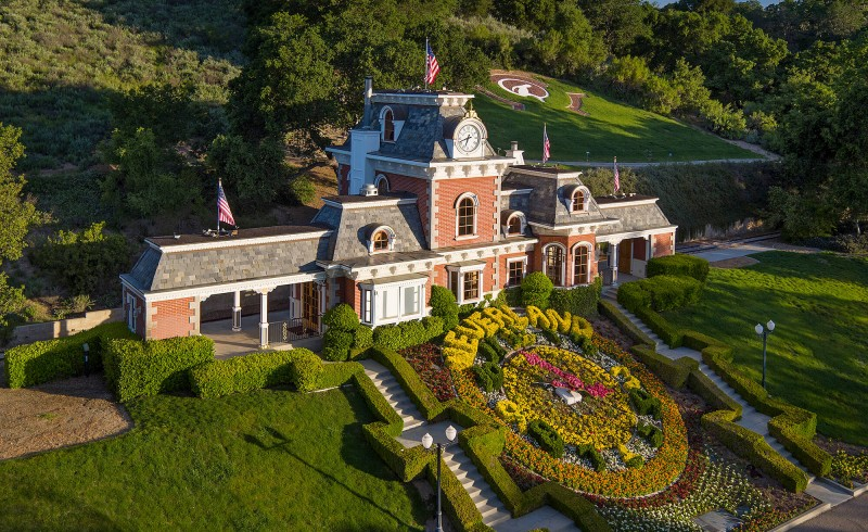 """Sycamore Valley Ranch 