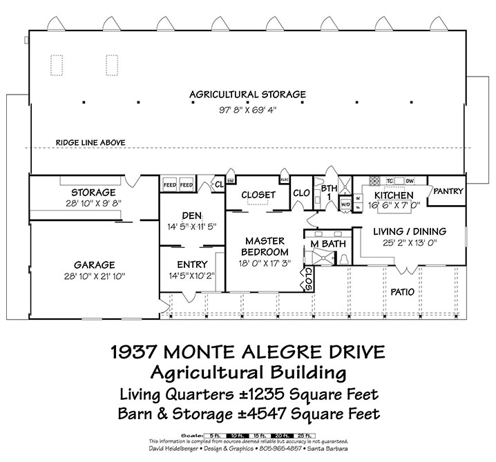 1937 Monte Alegre Drive Floor Plans