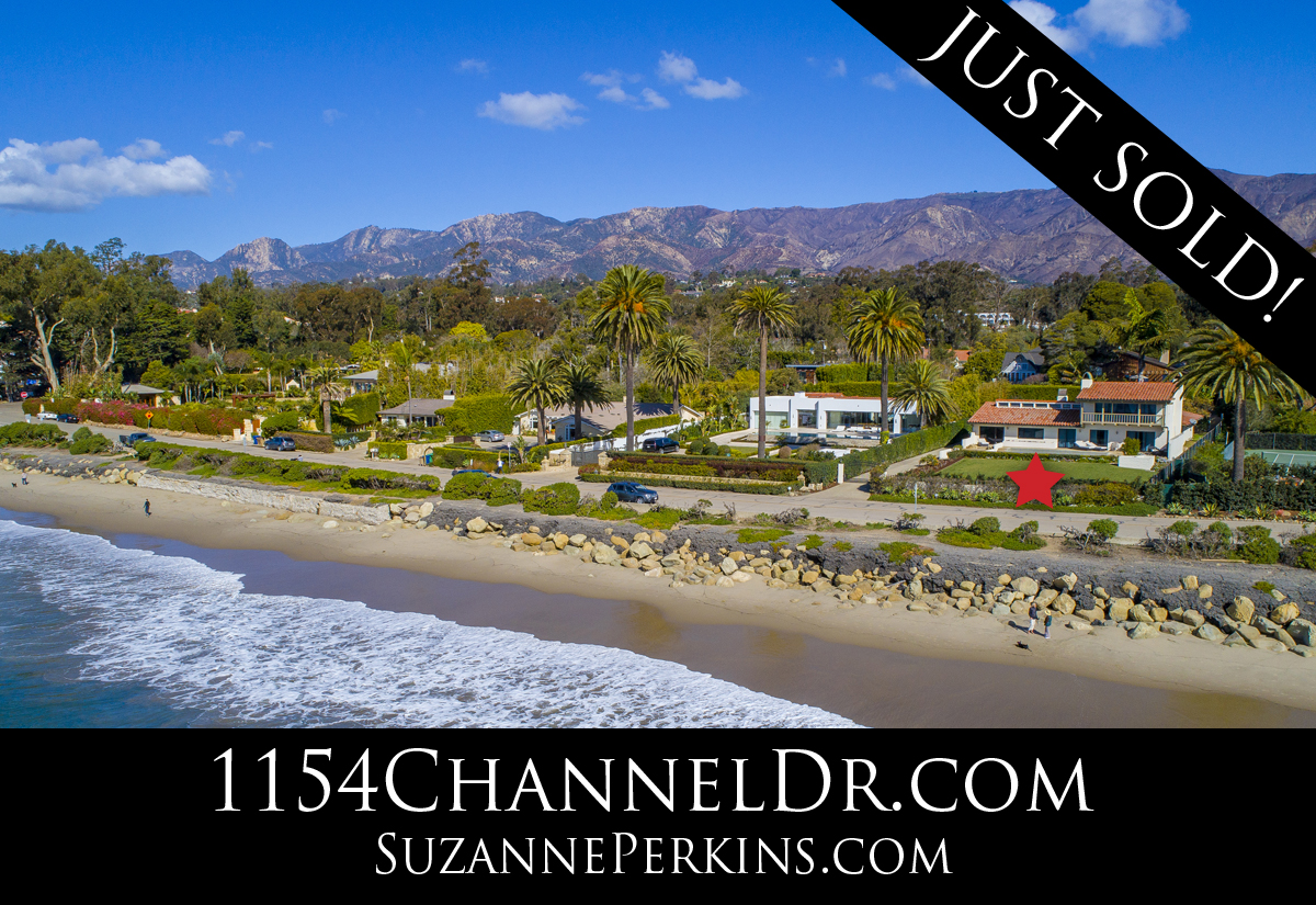 1154 Channel Drive ocean and mountain view