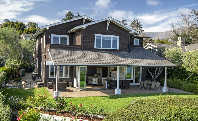 Ocean View Craftsman