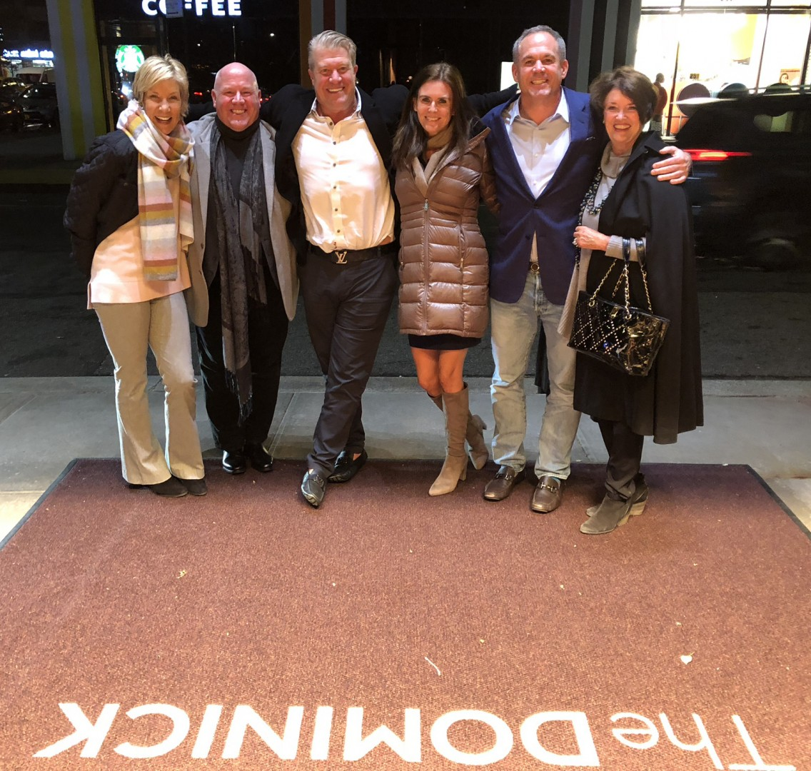 New Compass Agents Visit Robert Reffkin in NY