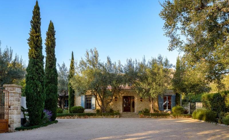 Provencial Montecito Elegance
