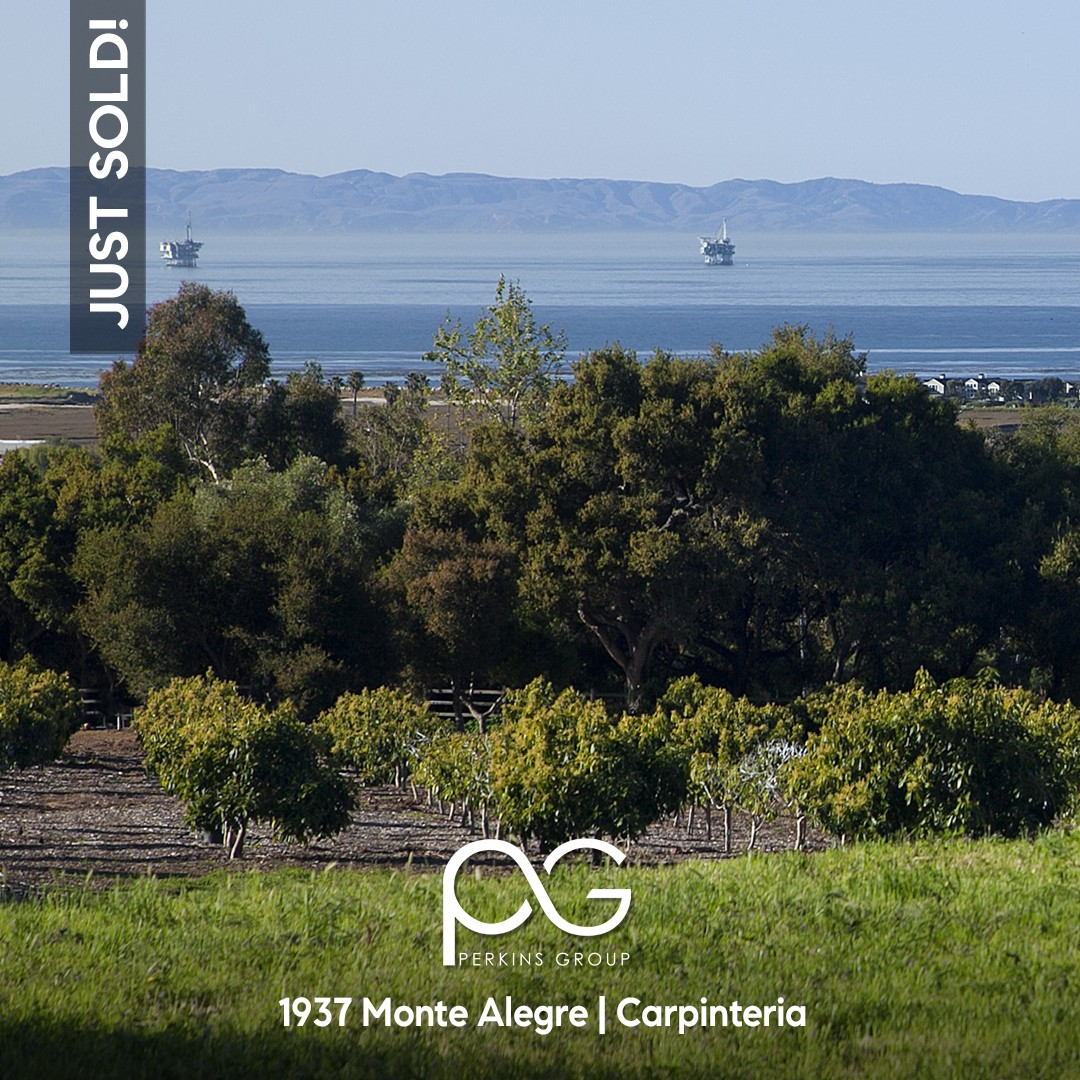 1937 Monte Alegre, Carpinteria, CA Just Sold